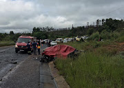 Two people were killed and 69 others injured in a collision between a bus and car near White River in Mpumalanga on Saturday morning.