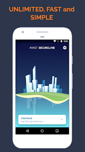 VPN SecureLine – Fast Unlimited VPN Proxy Security- screenshot thumbnail