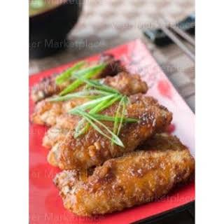 Rockin' Ginger-Wasabi Wings.