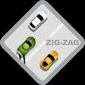 Zig-Zag Traffic Racing icon