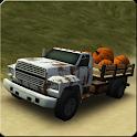 Dirt Road Trucker 3D icon