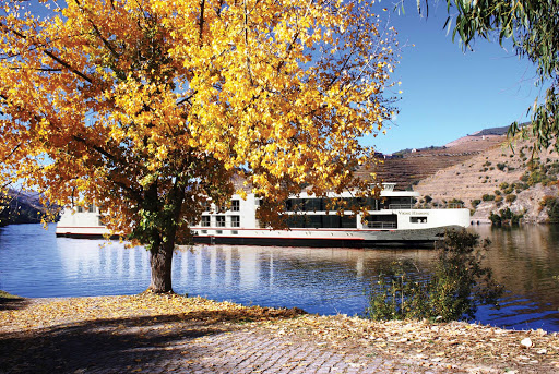 Book a river cruise on the 106-passenger Viking Hemming to explore the Douro Valley of Portugal.