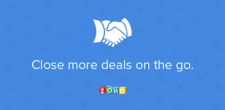 Zoho CRM - Sales & Marketing poster