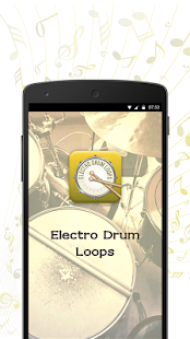 Electro Drum Loops : Learn and Practice your Tones - náhled
