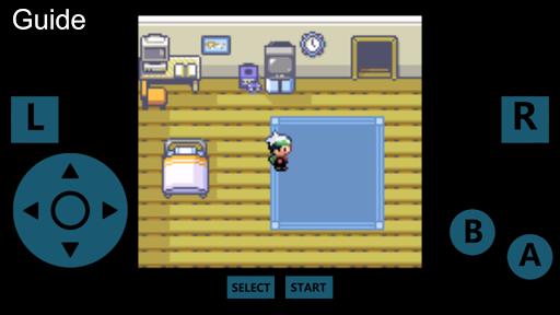 Guide For Pokemon Emerald Version for PC