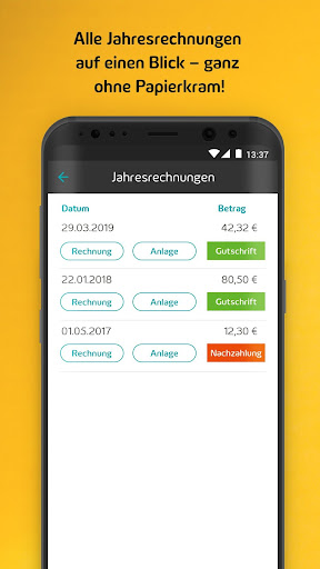 Meine enviaM-App: Strom & mehr  screenshots 6