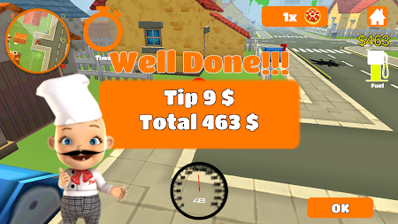 Racing Pizza Delivery Baby Boy 1.0 screenshot 11214