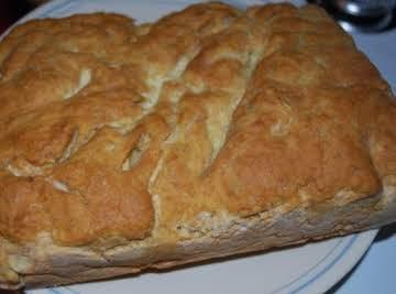 """Gluten-free """"white"""" bread"""