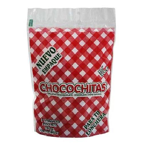 Galletas Chocochitas  160Gr 5Und