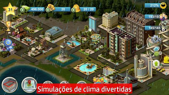 City Island 4: Magnata HD Screenshot