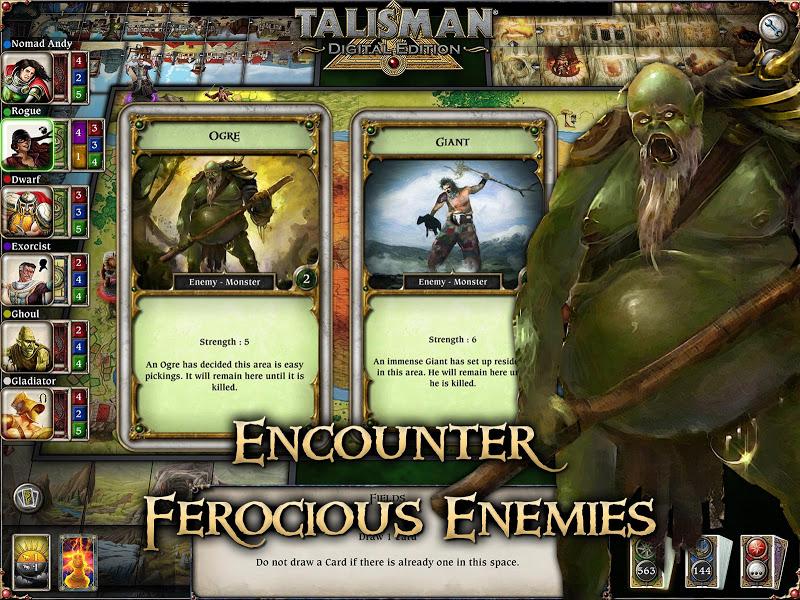 Talisman Screenshot 7