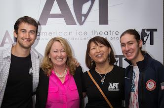 Photo: Ryan Bradley, Jodi Porter, Audrey Weisiger and Jason Brown
