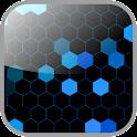 Hexagon Live Wallpaper icon