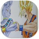 How to Draw DBZ Super v 1.0 app icon