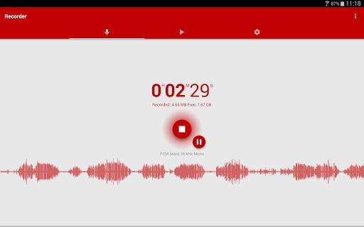 Voice Recorder Pro 2.93 12