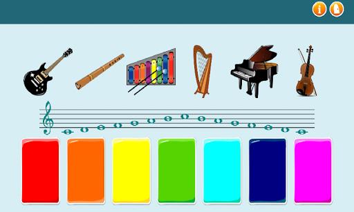 Children Play Music
