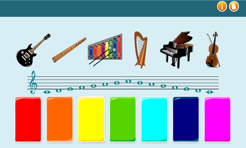 Baby Music Instruments- screenshot