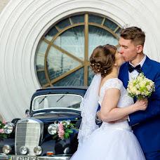 Wedding photographer Anna Pustynnikova (APustynnikova). Photo of 22.06.2017