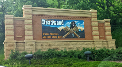 Photo: Our headquarters in the Black Hills (or close enough)