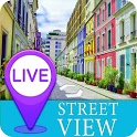 Street View Maps Live Pro, satellite world map icon