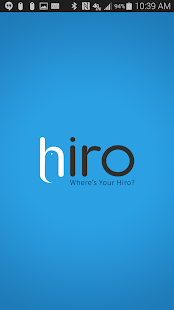 The Hiro App- screenshot thumbnail