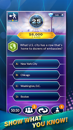 Millionaire Trivia: Who Wants To Be a Millionaire? 12.0.0 screenshot 2093476