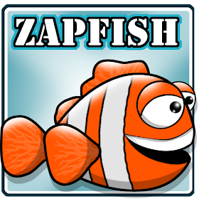 Zap Fish Under Sea