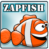 Zap Fish Under Sea