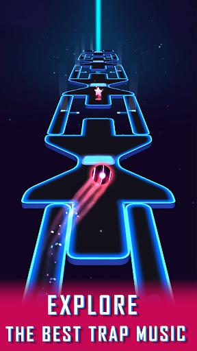 Jump Ball: Tiles and Beats 1.1.0 screenshots 4