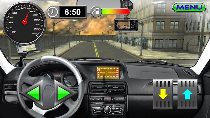 Drive LADA Sedan Simulator - screenshot
