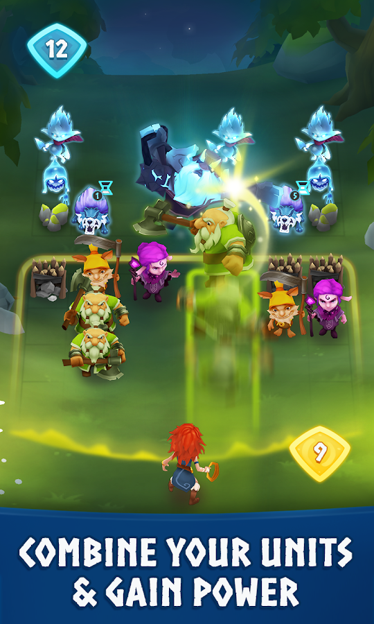 Legend of Solgard- screenshot