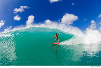Photo: Evan Valiere, Hawaii. Photo: Noyle/SPL  #surfer  #surferphotos