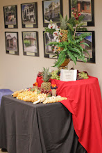 Photo: The spread. Visit www.504blog.com to learn more about the Mercantile Capital Corporation 2012 Open House!