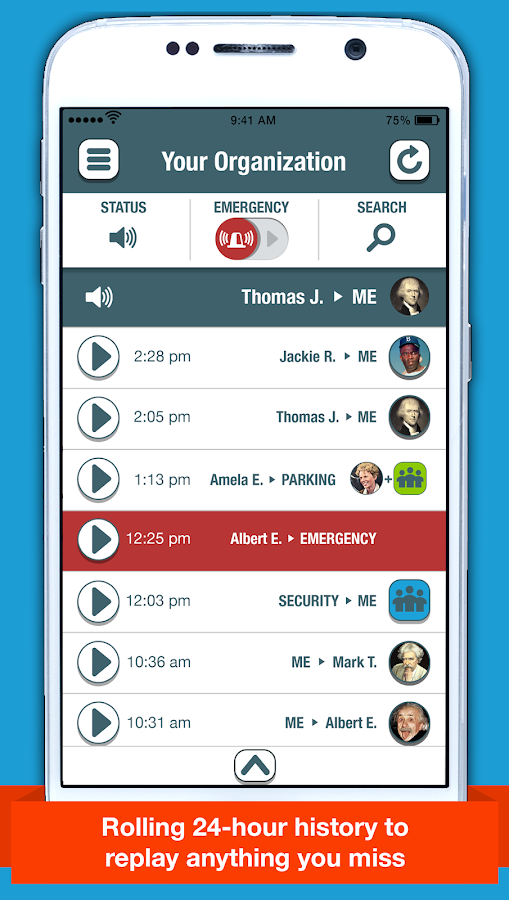 Cahoots - Great Teams Talk- screenshot