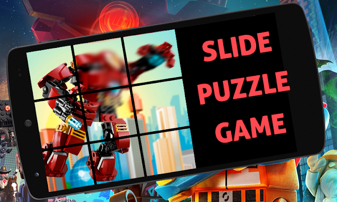Puzzle Lego Ninjago Games - screenshot