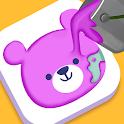 Paint Puzzle 3D icon