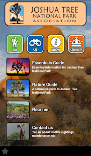Joshua Tree National Park- screenshot thumbnail