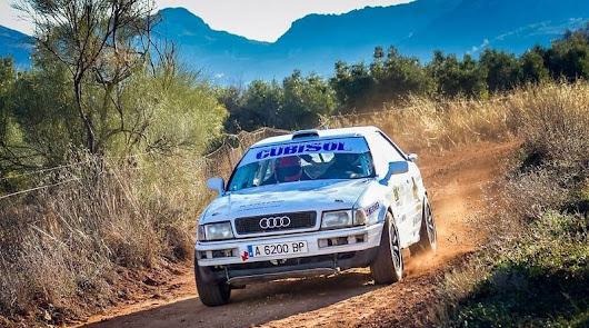 El I TC Villa de Felix, primer rally de tierra de esta temporada en Andalucía