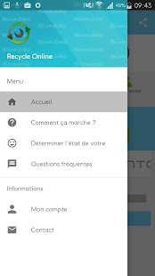 Recycle Online – Vignette de la capture d'écran
