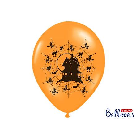Ballonger 6-pack - Hemsökt hus