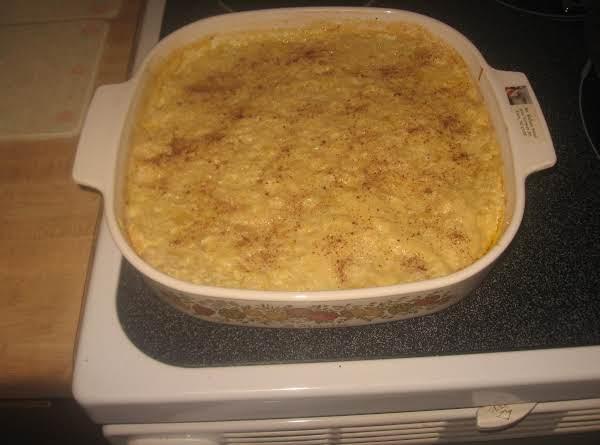 Pineapple rice pudding_image
