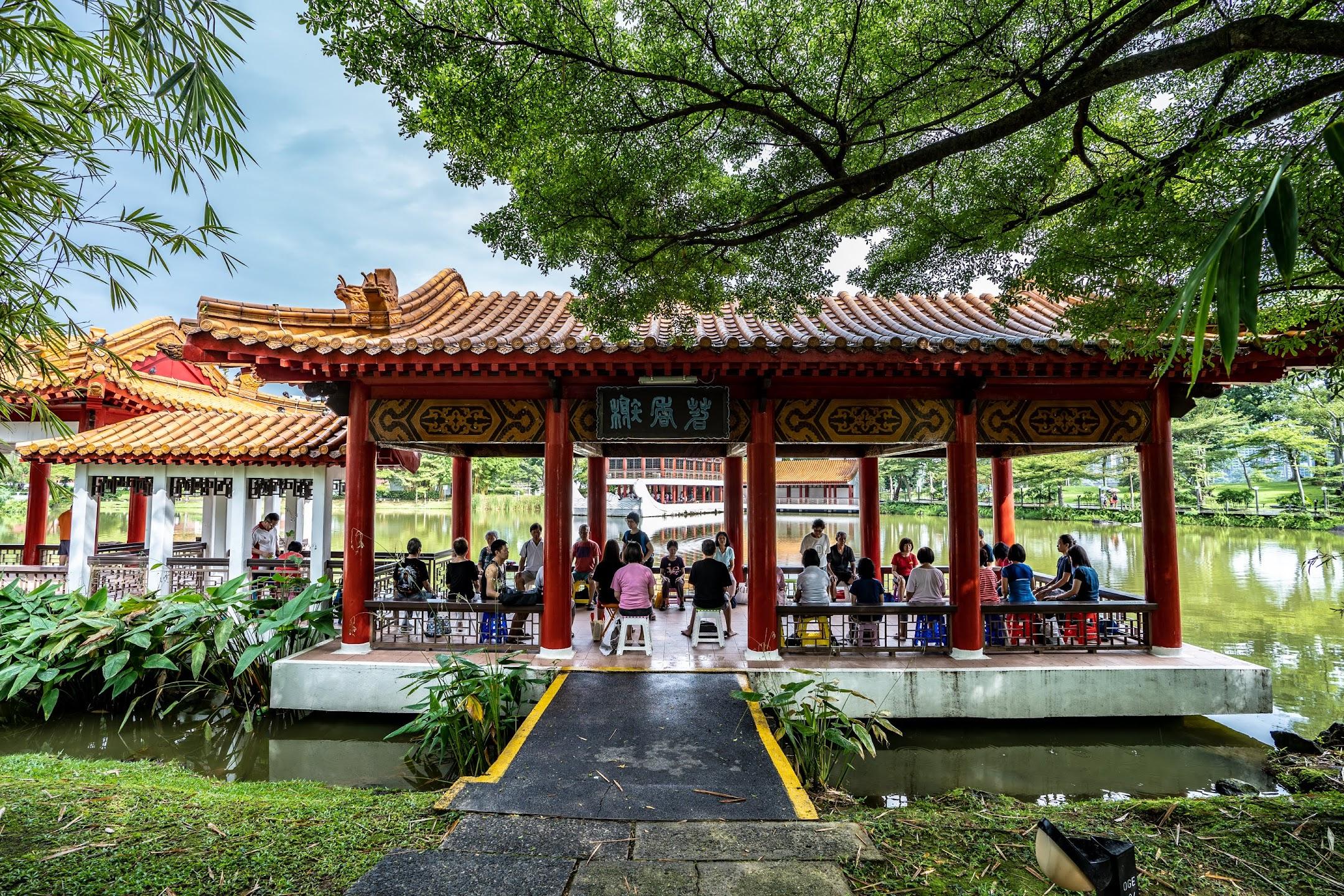 シンガポール チャイニーズ・ガーデン (Chinese Garden) 3