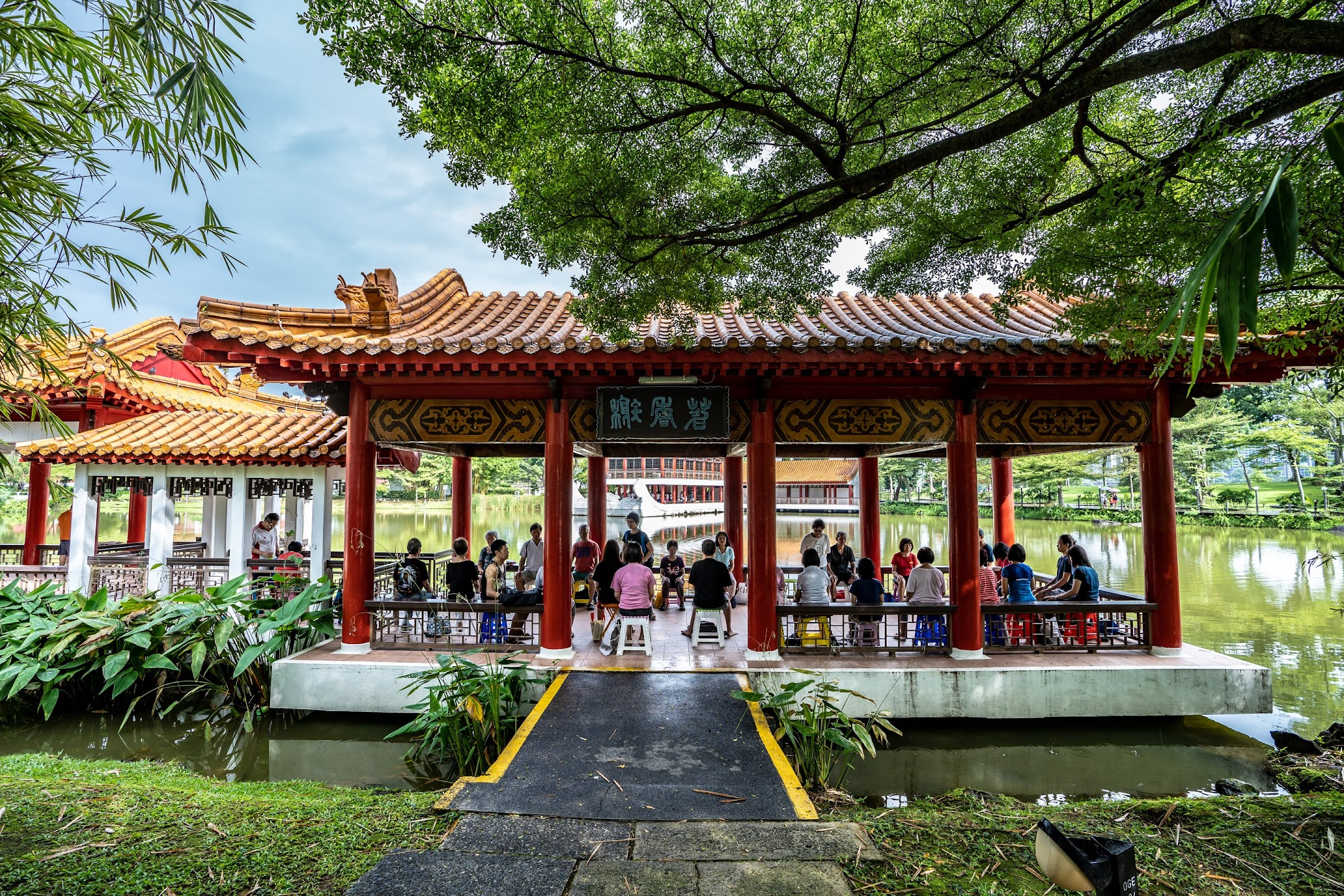 Singapore Chinese Garden3