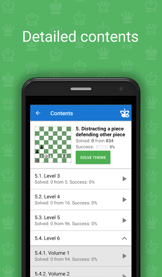 Elementary Chess Tactics 2- screenshot