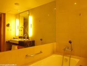Photo: #006-La salle de bain de l'hôtel Hilton Beijing