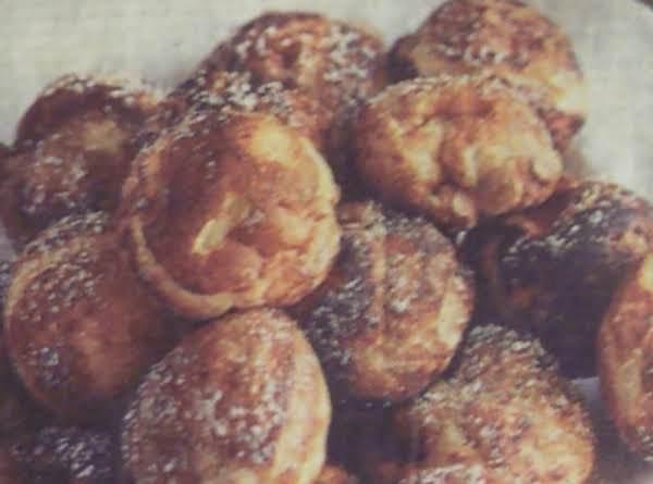 Aebleskiver = Danish Pancake Balls