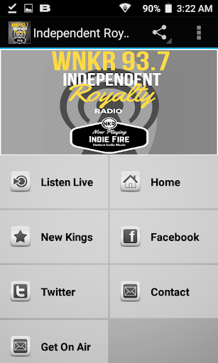 Independent Royalty WNKR 93.7  screenshots 1