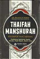 Thaifah Manshurah, Kelompok yang Menang | RBI