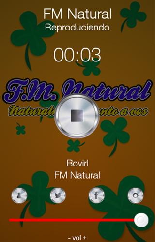 FM Natural - Bovril