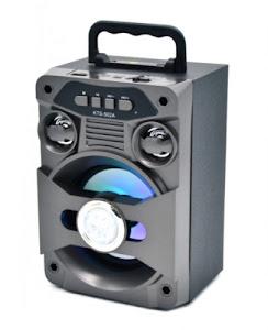 Boxa portabila Bluetooth KTS 502, USB, Card, Radio FM